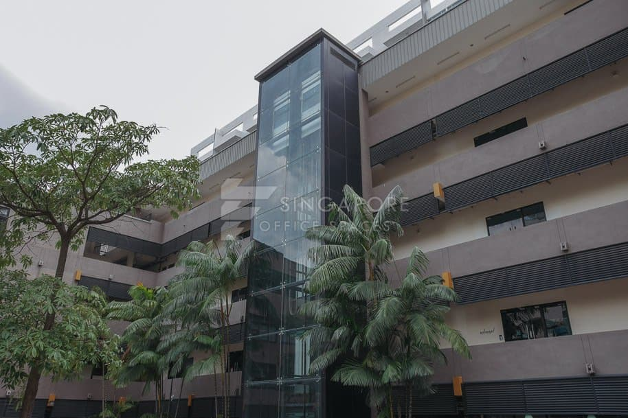 The Herencia Office For Rent Singapore 1017