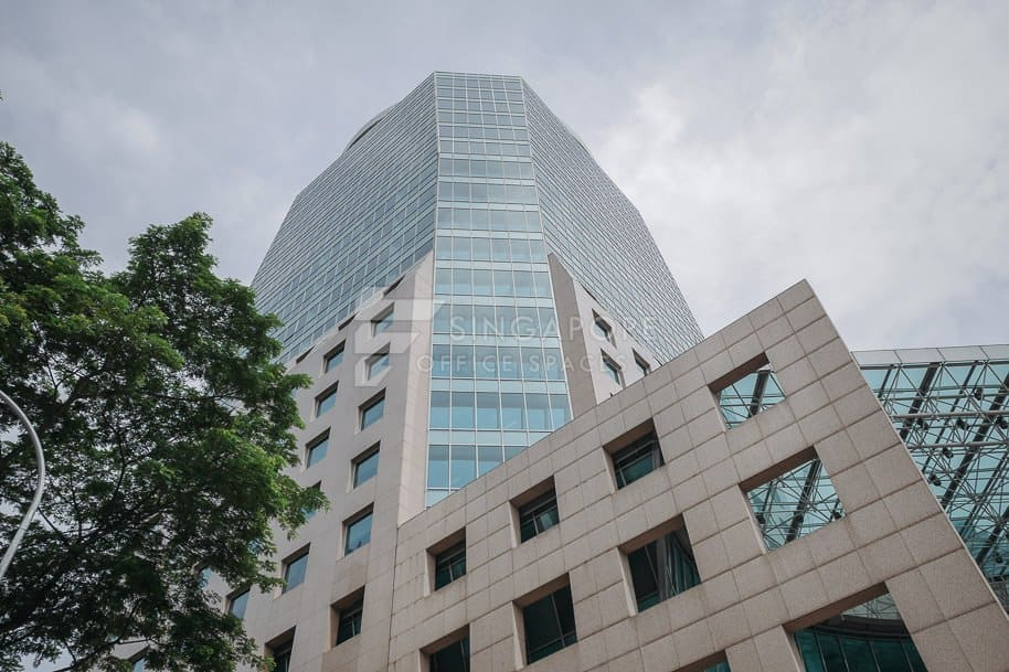 Wheelock Place Office For Rent Singapore 237