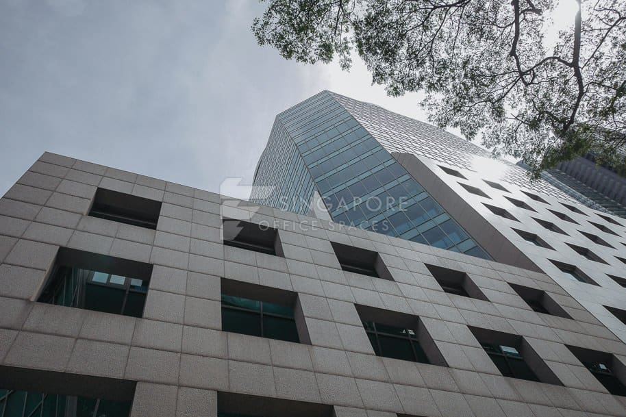 Wheelock Place Office For Rent Singapore 239