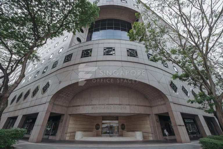 Winsland House 1 Office For Rent Singapore 206