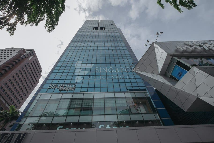Wisma Atria Office For Rent Singapore 232