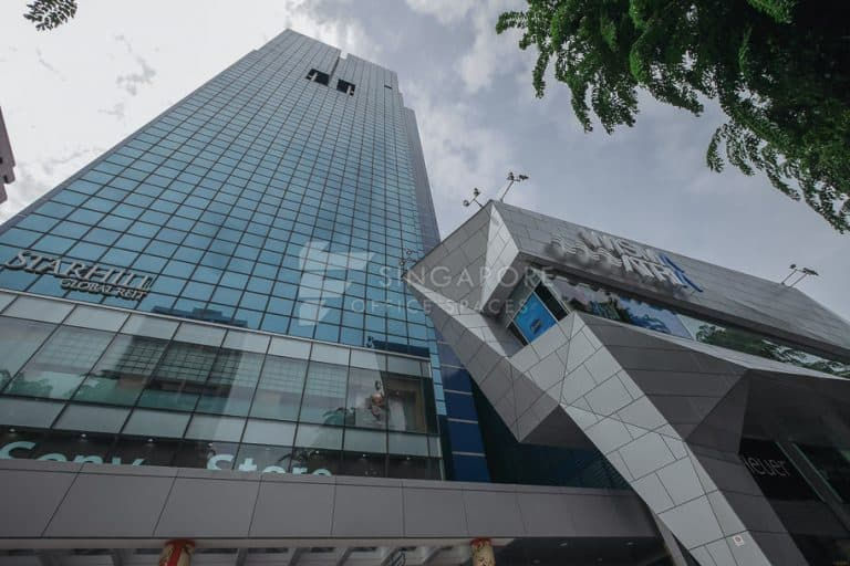 Wisma Atria Office For Rent Singapore 233