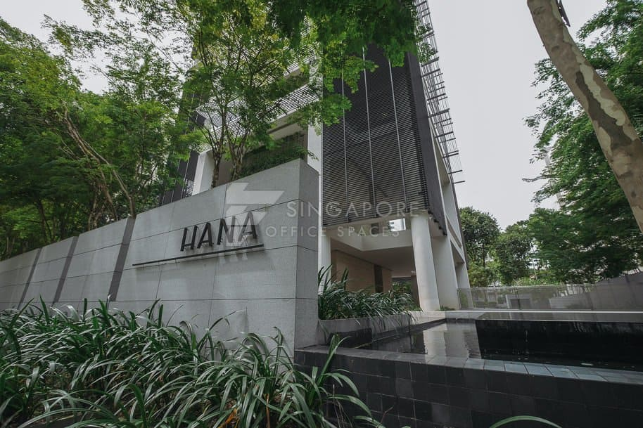 Hana Office For Rent Singapore 265