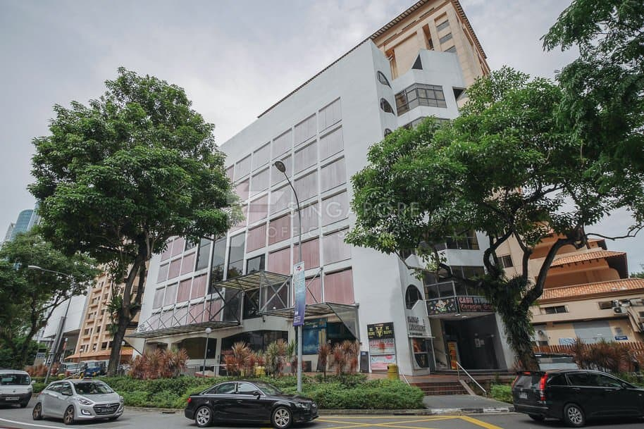 Ming Arcade Office For Rent Singapore 257