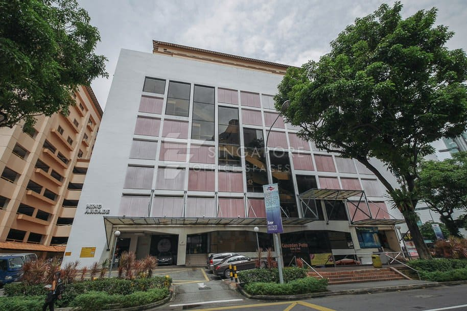 Ming Arcade Office For Rent Singapore 263