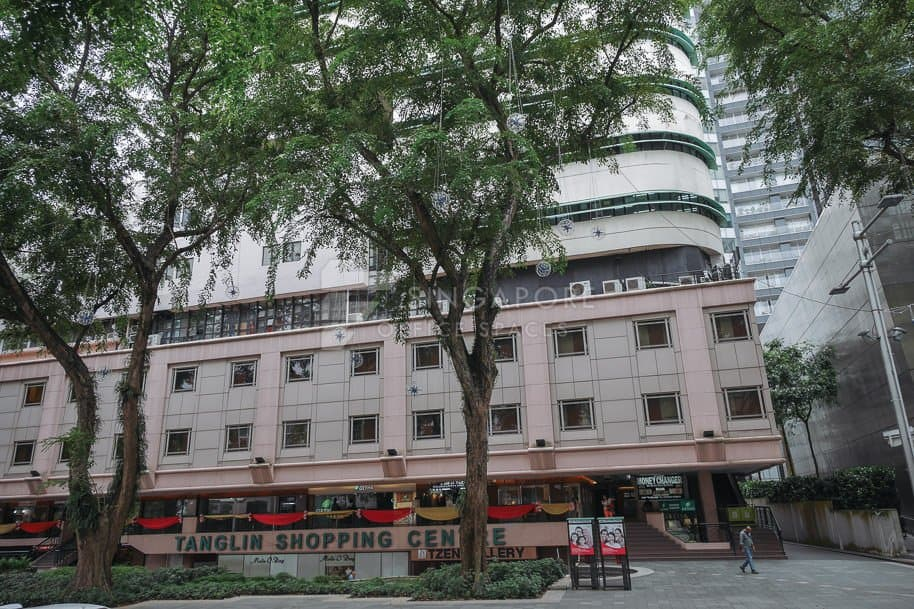 Tanglin Shopping Centre Office For Rent Singapore 272