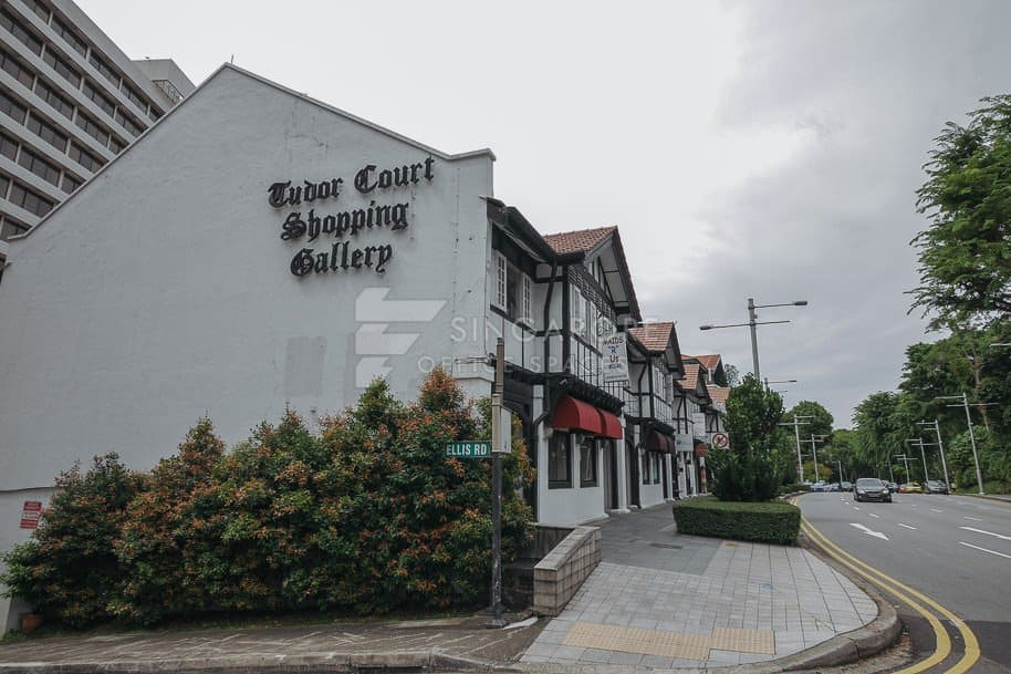 Tudor Court Shopping Gallery Office For Rent Singapore 268