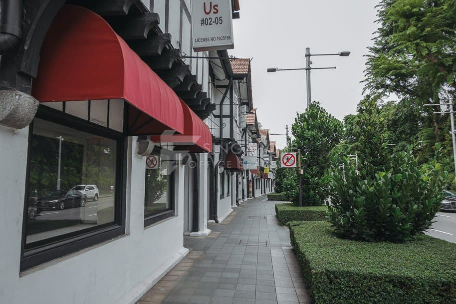 Tudor Court Shopping Gallery Office For Rent Singapore 269