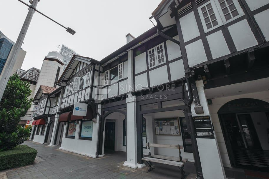 Tudor Court Shopping Gallery Office For Rent Singapore 270