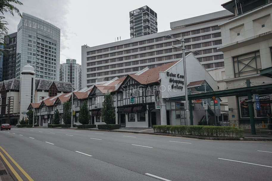 Tudor Court Shopping Gallery Office For Rent Singapore 271