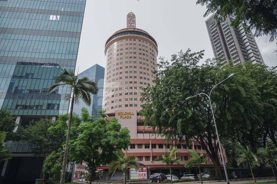 Goldhill Plaza Office For Rent Singapore 590