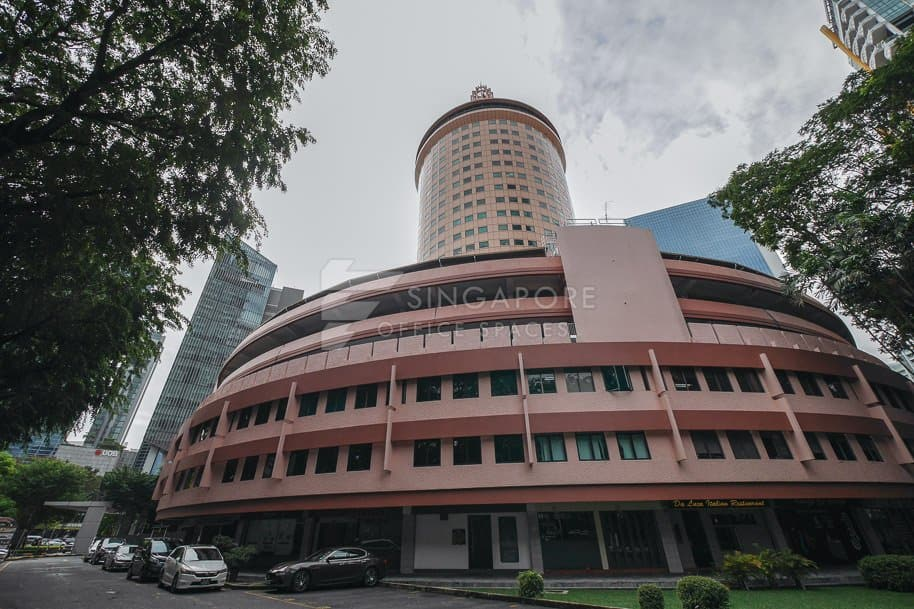 Goldhill Plaza Office For Rent Singapore 592