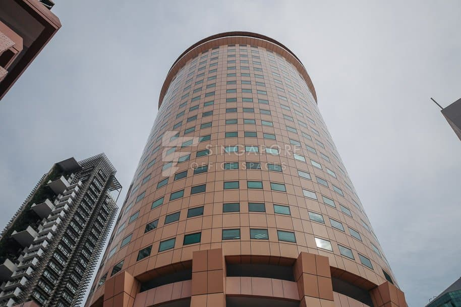 Goldhill Plaza Office For Rent Singapore 593