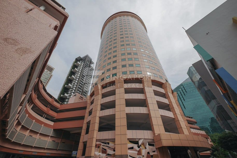 Goldhill Plaza Office For Rent Singapore 594