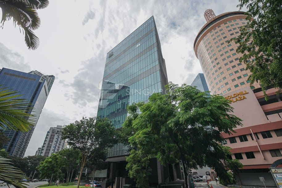 Newton 200 Office For Rent Singapore 591