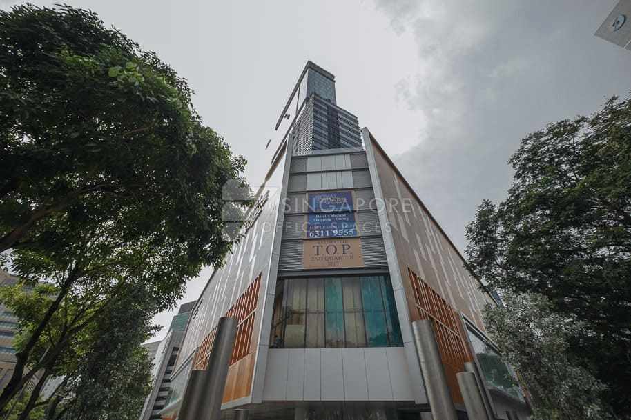 Royal Square At Novena Office For Rent Singapore 597