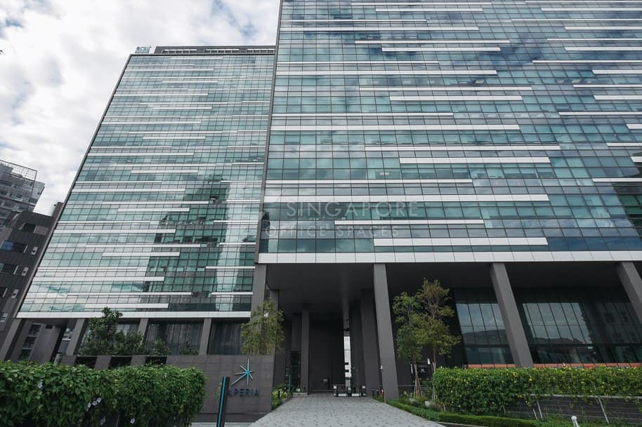 Aperia Office For Rent Singapore 116