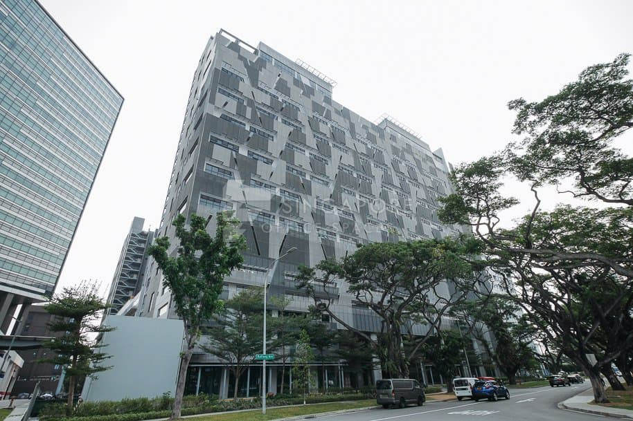 Ct Hub 2 Office For Rent Singapore 1161