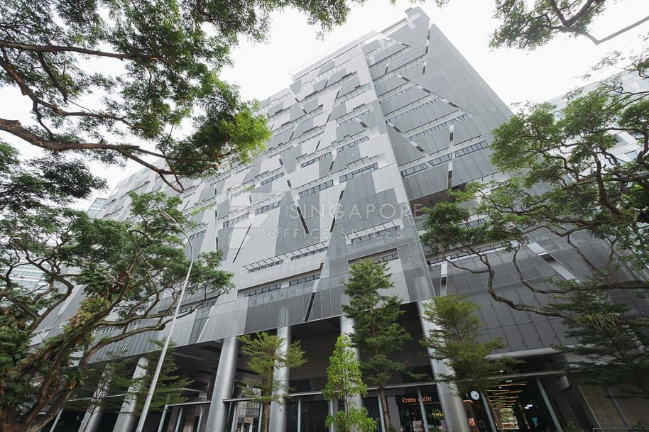 Ct Hub 2 Office For Rent Singapore 1163