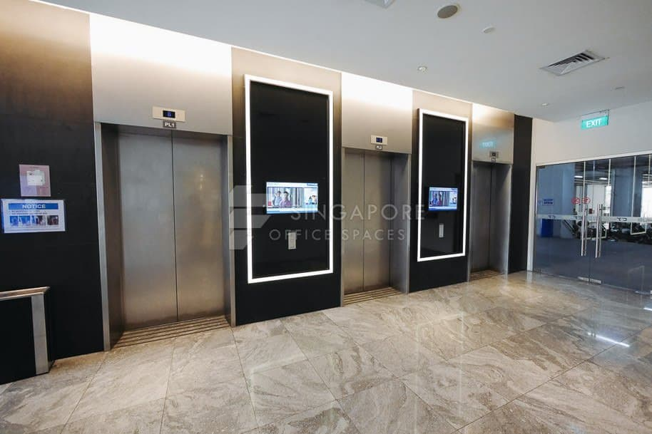 Ct Hub Office For Rent Singapore 1157