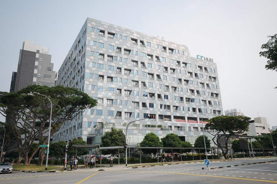Ct Hub Office For Rent Singapore 1164