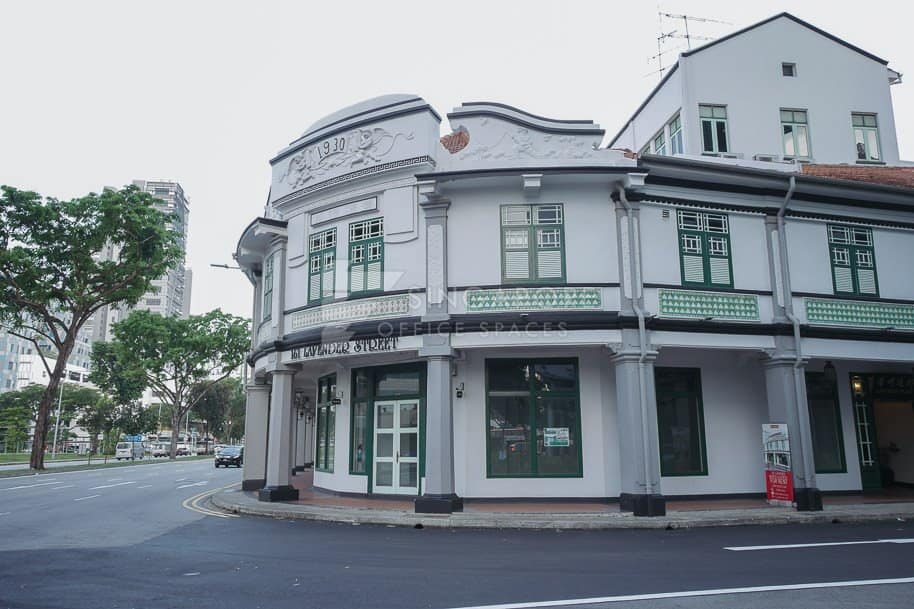 Lavender Place Office For Rent Singapore 1119