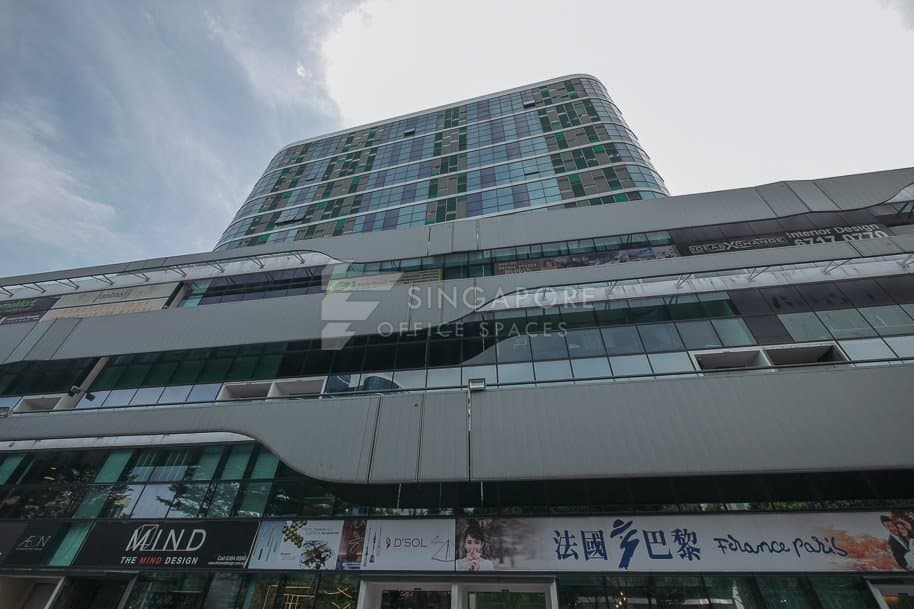 Oxley Bizhub Office For Rent Singapore 1058