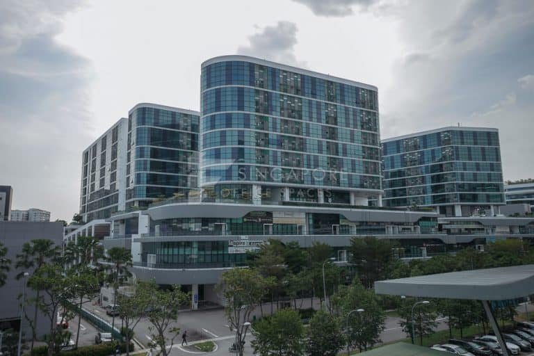 Oxley Bizhub Office For Rent Singapore 1073