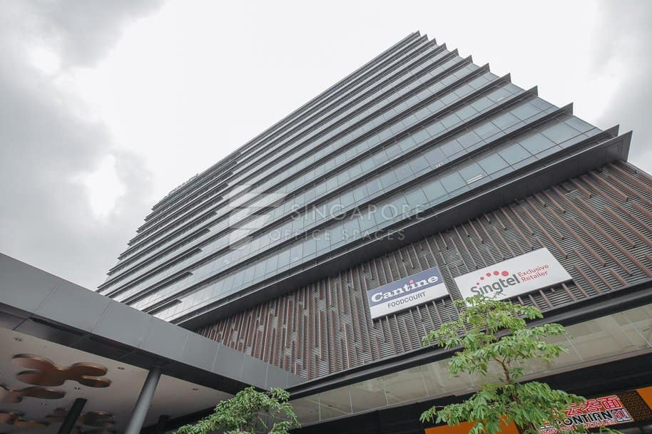 Paya Lebar Square Office For Rent Singapore 404