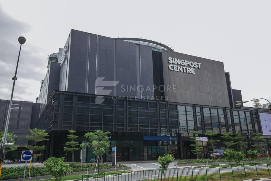 Singapore Post Centre Office For Rent Singapore 674