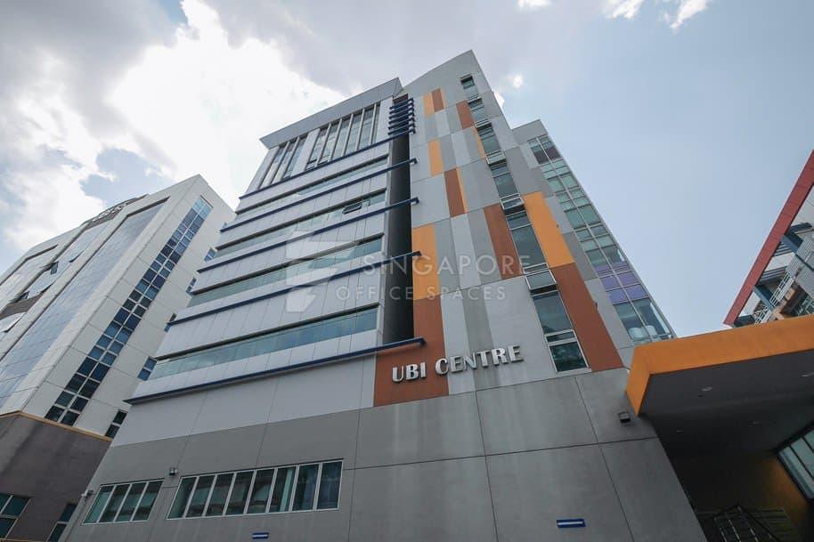Ubi Centre Office For Rent Singapore 980