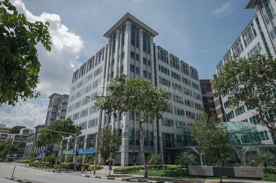 Abacus Plaza Office For Rent Singapore 890