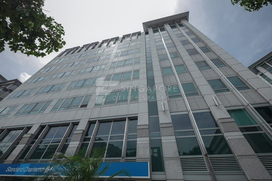 Abacus Plaza Office For Rent Singapore 948