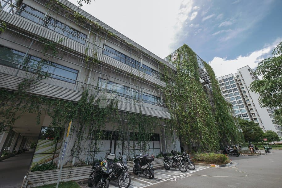 British Council Tampines Centre Office For Rent Singapore 919
