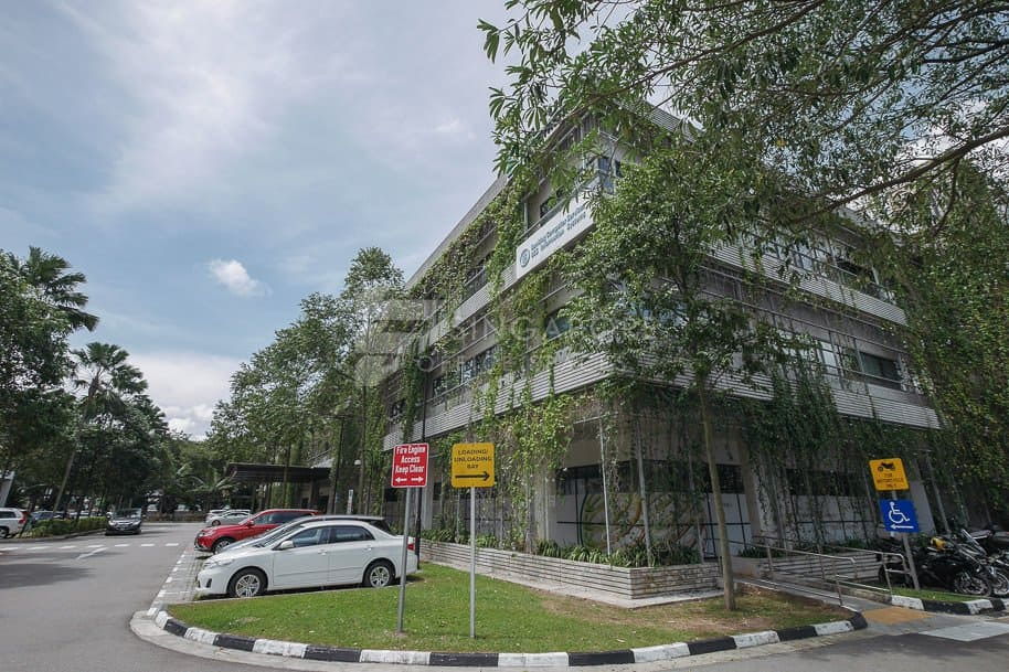 British Council Tampines Centre Office For Rent Singapore 920
