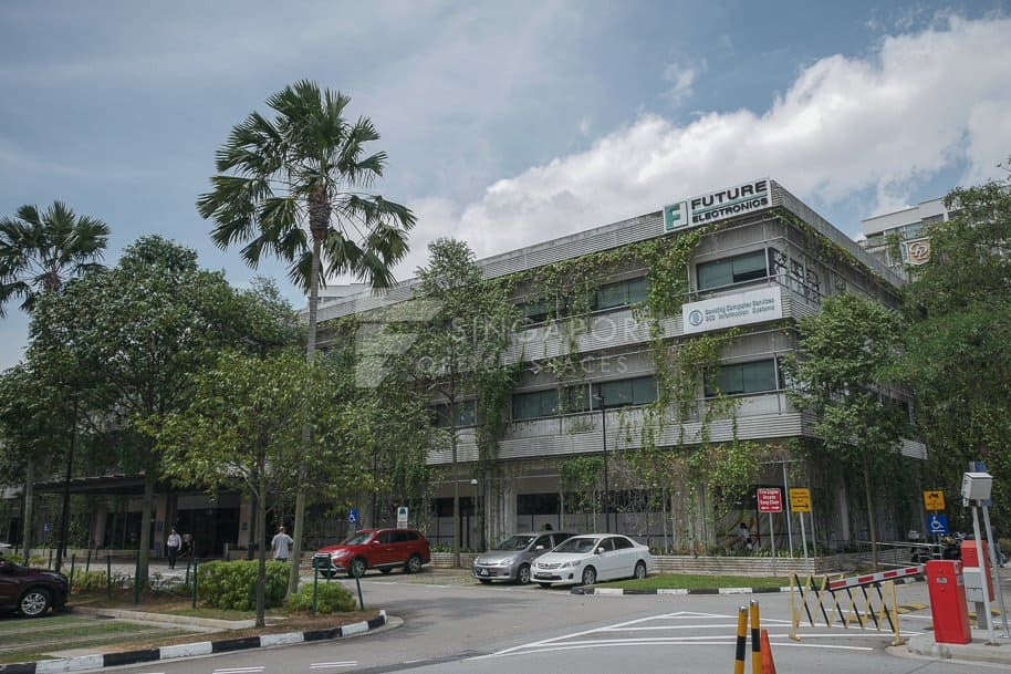 British Council Tampines Centre Office For Rent Singapore 922