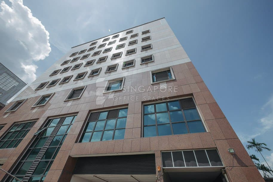 Cpf Tampines Building Office For Rent Singapore 887