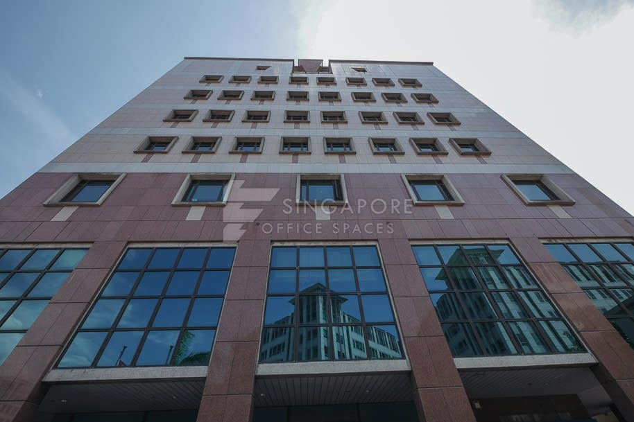 Cpf Tampines Building Office For Rent Singapore 888