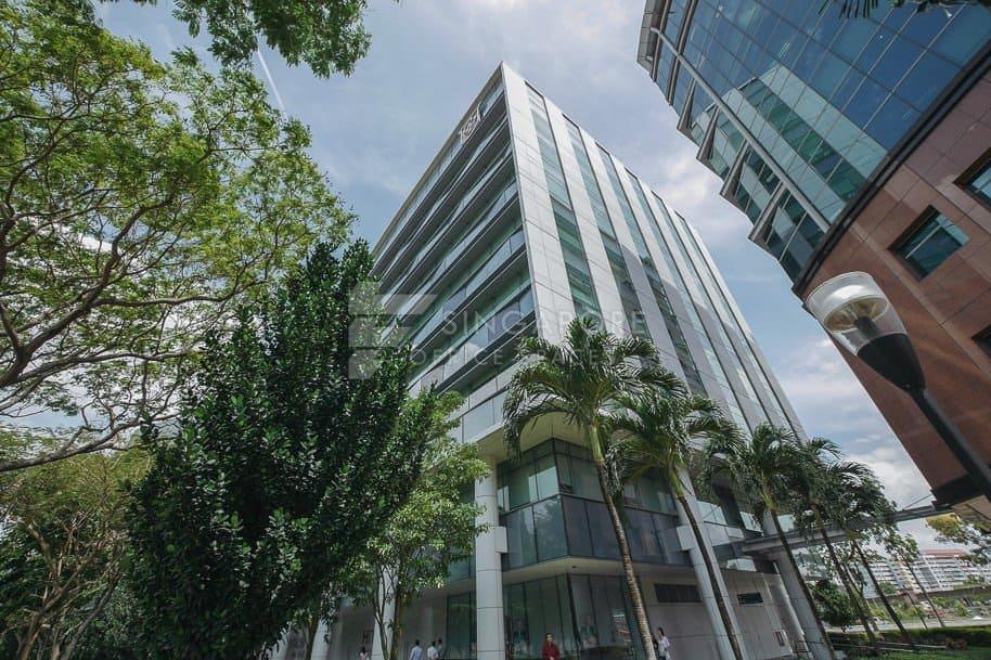 Hitachi Square Office For Rent Singapore 913
