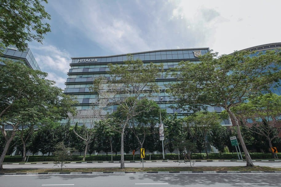 Hitachi Square Office For Rent Singapore 914