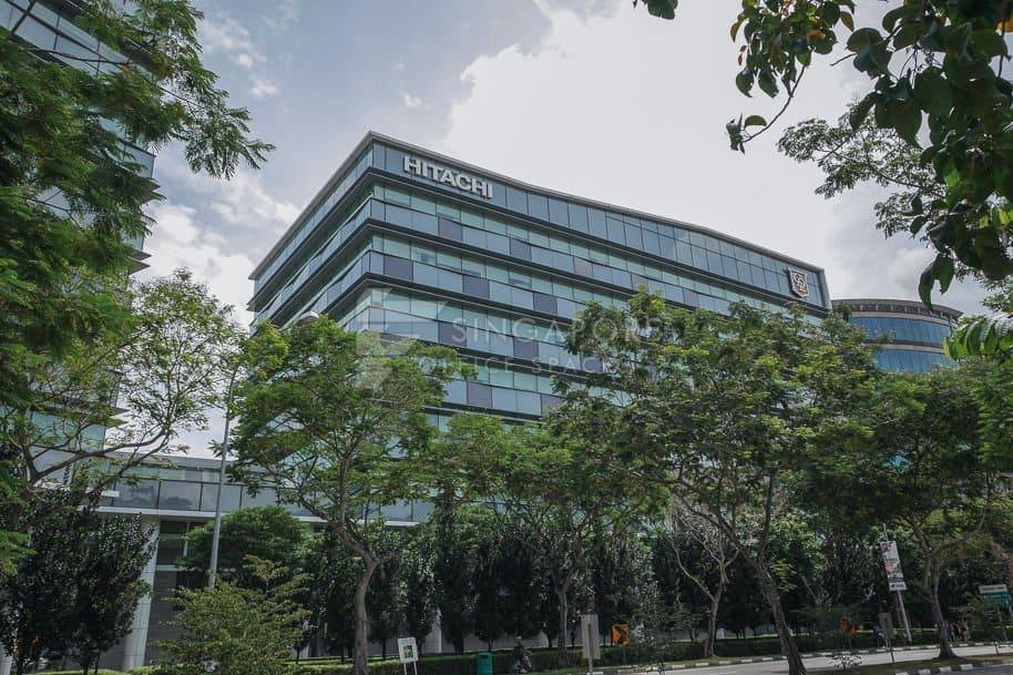 Hitachi Square Office For Rent Singapore 917