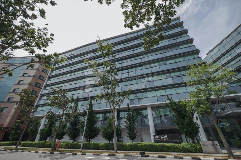 Hitachi Square Office For Rent Singapore 932