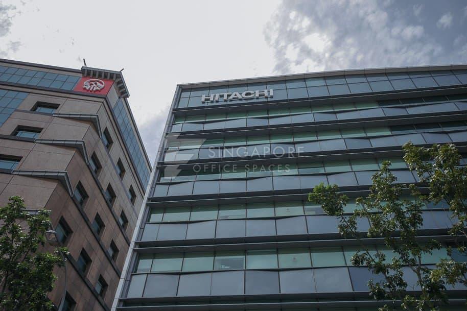 Hitachi Square Office For Rent Singapore 935