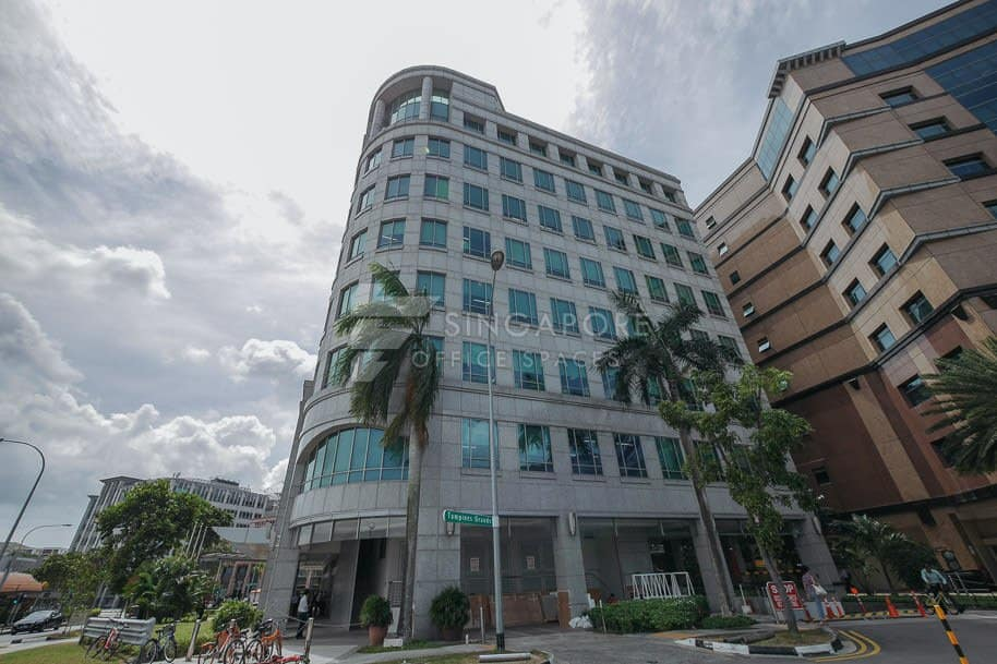 Ocbc Tampines Centre 1 Office For Rent Singapore 936