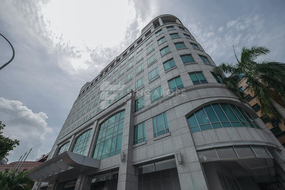 Ocbc Tampines Centre 1 Office For Rent Singapore 937