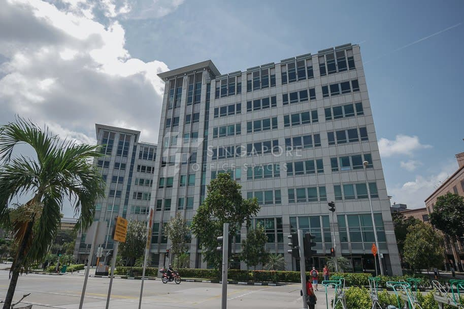 Tampines Plaza Office For Rent Singapore 883