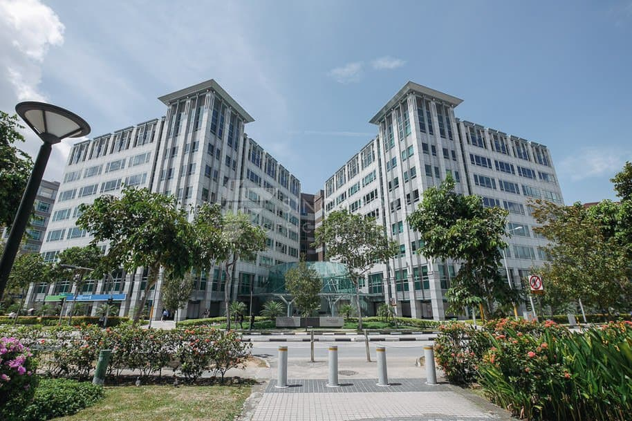 Tampines Plaza Office For Rent Singapore 889