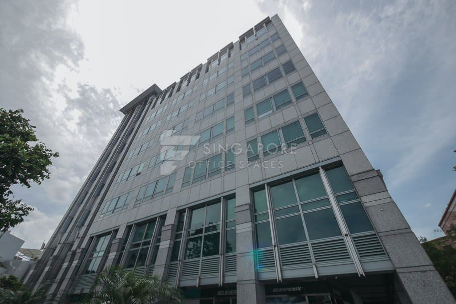 Tampines Plaza Office For Rent Singapore 943