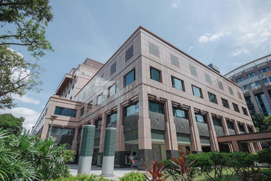 Telepark Office For Rent Singapore 900