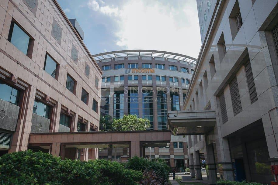 Telepark Office For Rent Singapore 901